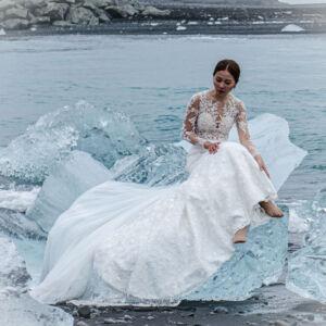 Braut vorher